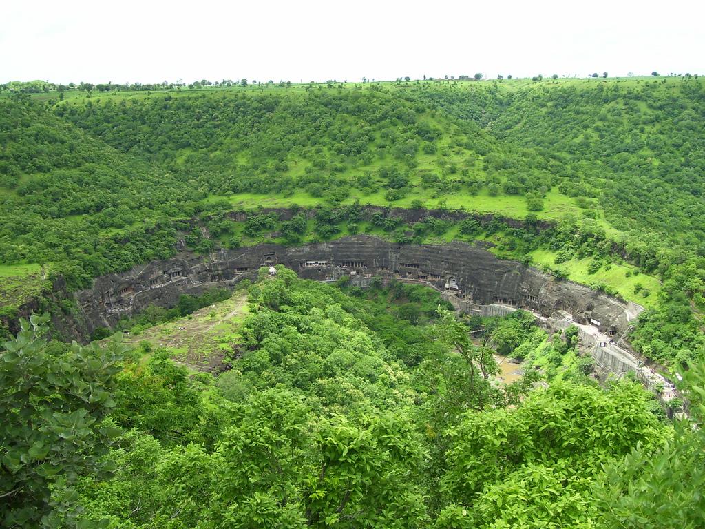 Cuevas Ajanta