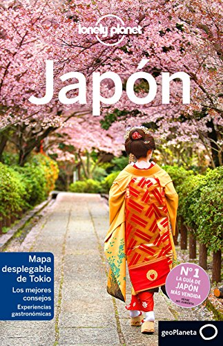 Lonely Planet Japon (Travel Guide) (Spanish Edition) 1