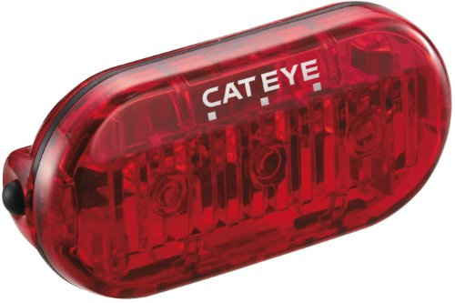 CatEye Omni 3 Bicycle Rear Safety Light TL-LD135-R 2