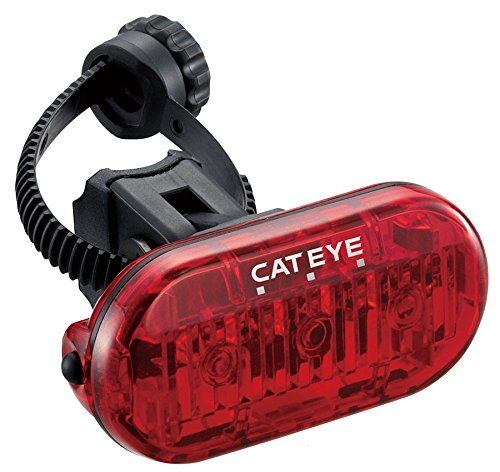 CatEye Omni 3 Bicycle Rear Safety Light TL-LD135-R 5