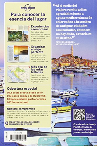 Lonely Planet Croacia (Travel Guide) (Spanish Edition) 1