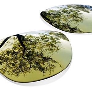 Sunglasses Restorer Polarized Gold 24 K Replacement Lenses for Oakley Frogskins