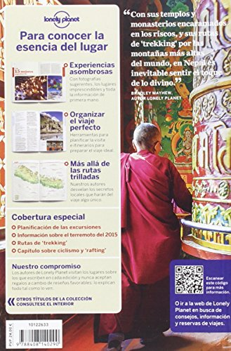 Lonely Planet Nepal (Travel Guide) (Spanish Edition) 1