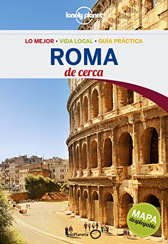 Lonely Planet Roma de cerca (Travel Guide) (Spanish
