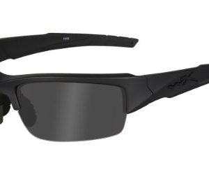 Wiley X – Gafas protectoras WX Valor, color negro mate, S/L, CHVAL01