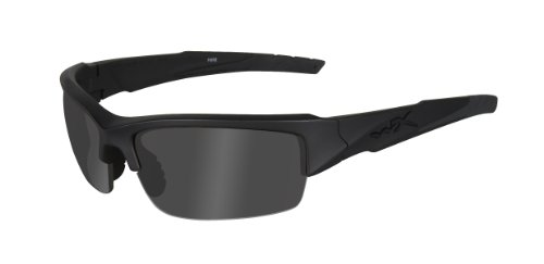 Wiley X - Gafas protectoras WX Valor, color negro mate, S/L, CHVAL01 4