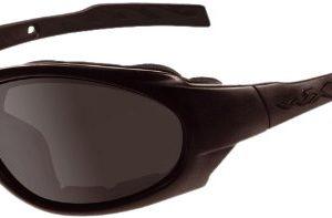 Wiley X – Gafas protectoras XL-1 Advanced en juego con 2 cristales, colo rnegro mate,  S/L, 291