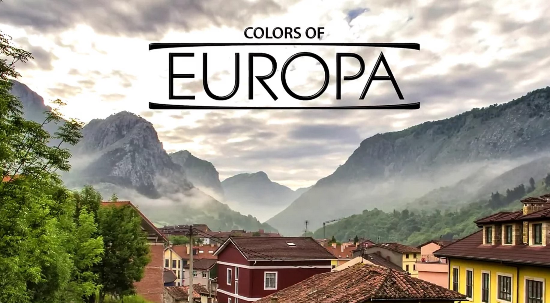 Colores de Europa (Colors of Europa)