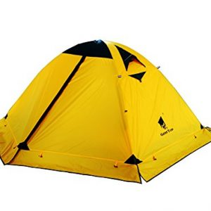 GEERTOP® 4-season 2-person Waterproof Dome Backpacking Tent For Camping, Hiking, Travel, Climbing – Easy Set Up