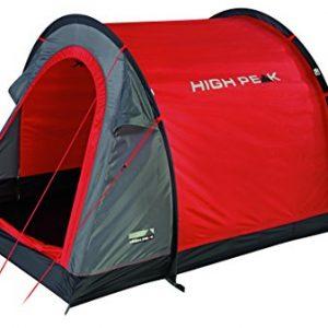High Peak Stella 2 - Tienda de campaña instantánea, color rojo, talla STANDARD 11