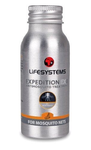 Lifesystems EX8 Anti Mosquito for Nets - 50ml 4