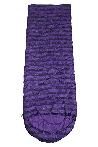 Mountain Warehouse Saco de dormir cuadrado Apex 25 10