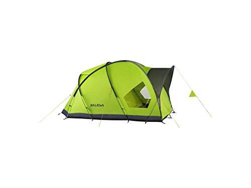 Salewa Alpine Hut Iii Tent - Tienda de campaña, color verde, talla única 1
