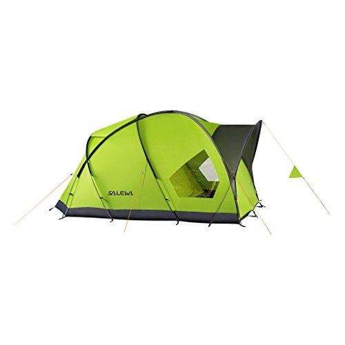 Salewa Alpine Hut Iv Tent – Tienda de campaña, color verde, talla única
