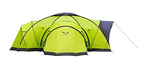 Salewa Alpine Lodge Vi+ Tent - Tienda de campaña, color verde, talla única 3