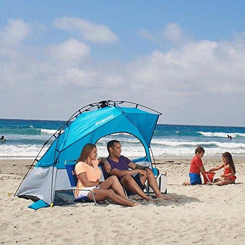 Lightspeed Outdoors- Quick Shelter Beach Tent 9