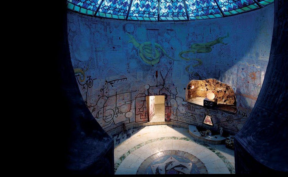 Damanhur, Los Templos de la Humanidad