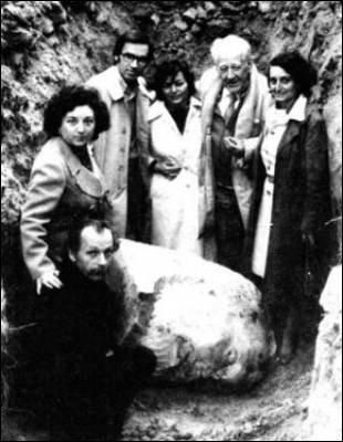 El Indestructible busto de Pablo Iglesias en Madrid 1