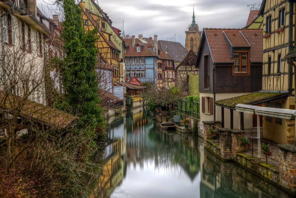 Colmar, Francia - 23 pequeños pueblos europeos desconocidos que debes visitar