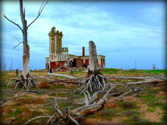 Villa Epecuén: Descubriendo la Pompeya Argentina