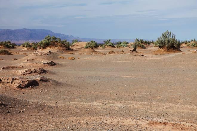 Qanat, Lut Desert
