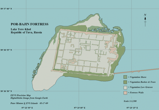 Por-Bajin - EEVS Map (1-3,500)