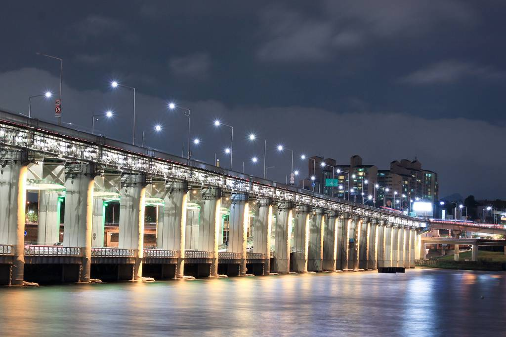 Banpo Bridge Park