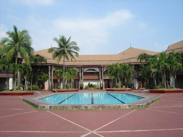 El Palacio del Coco, Filipinas