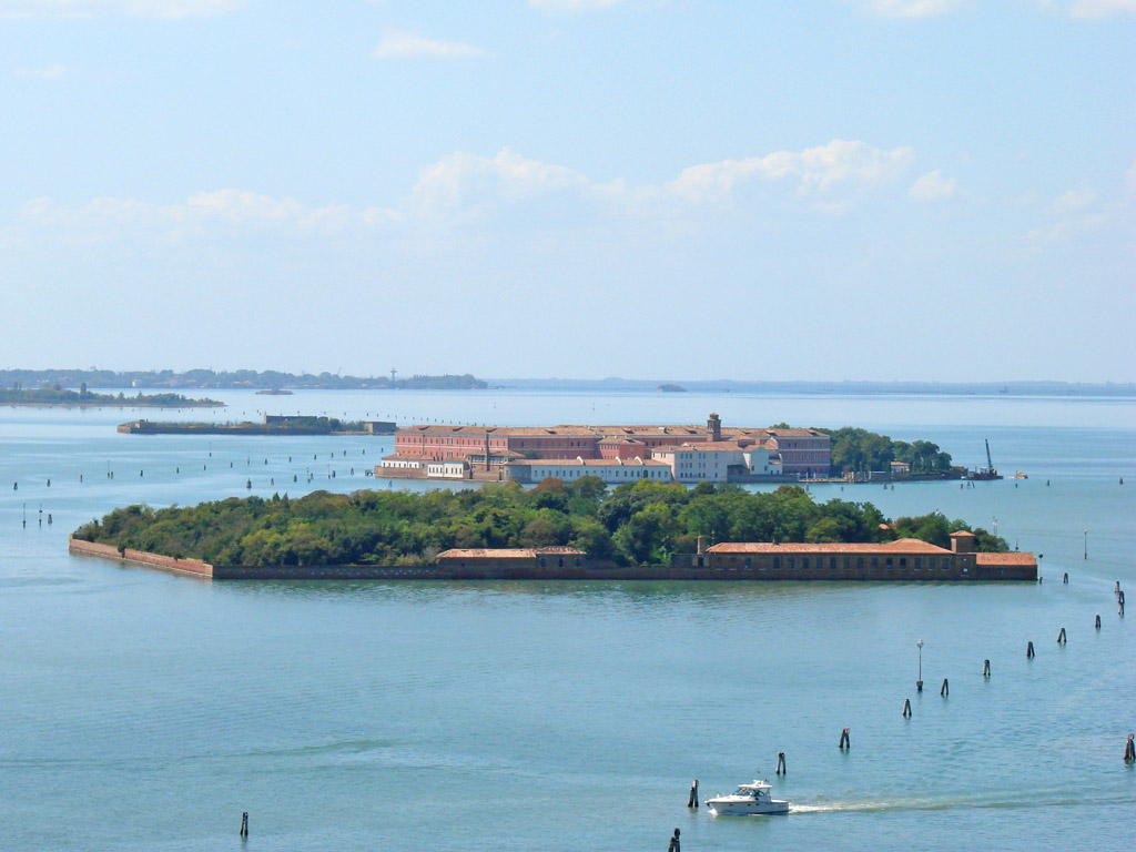 Poveglia, una isla italiana relacionada con la peste