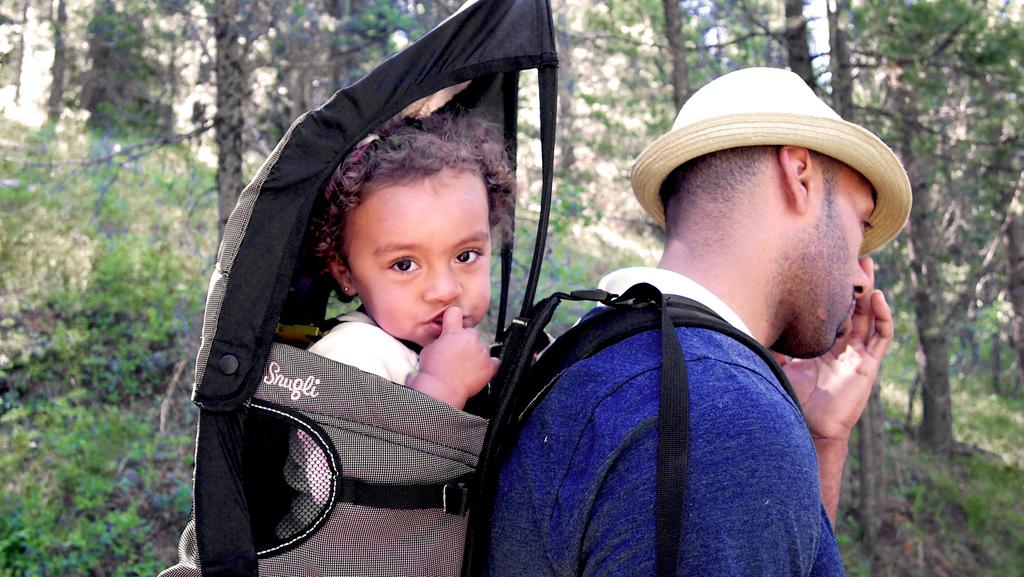 Mochilas portabebés para senderismo y montaña (Las mejores)