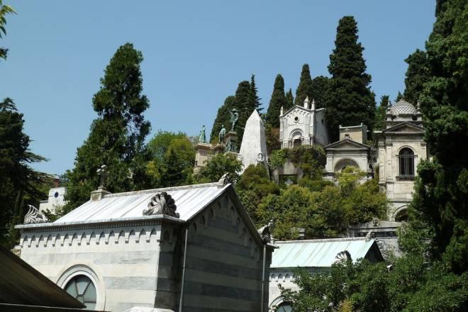Cementerio Monumental De Staglieno. Un Lugar Para La Contemplación