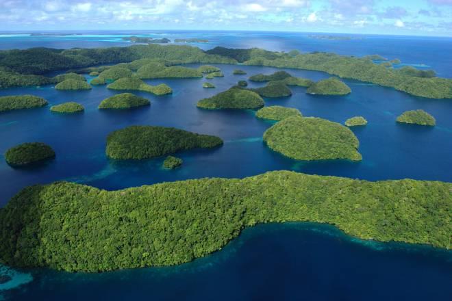 Palau - Top 10 países más pequeños del mundo que no sabías que existían
