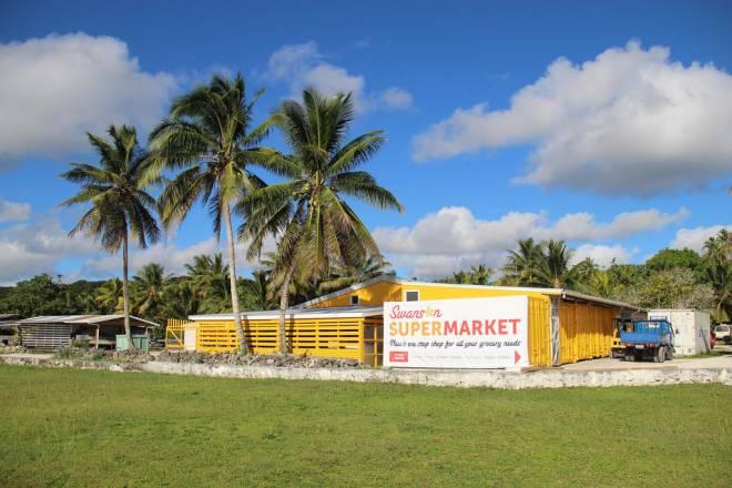 Niue - Swanson Supermarket - Top 10 países más pequeños del mundo