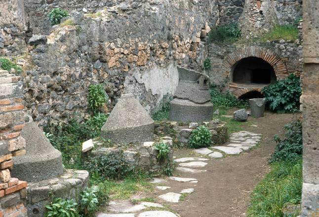 Herculaneum bakery