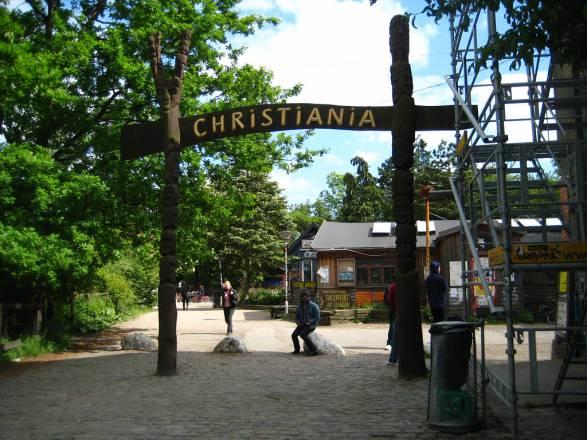 Ciudad libre de Christiania, Copenhague