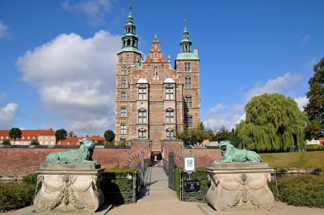 Castillo de Rosenborg