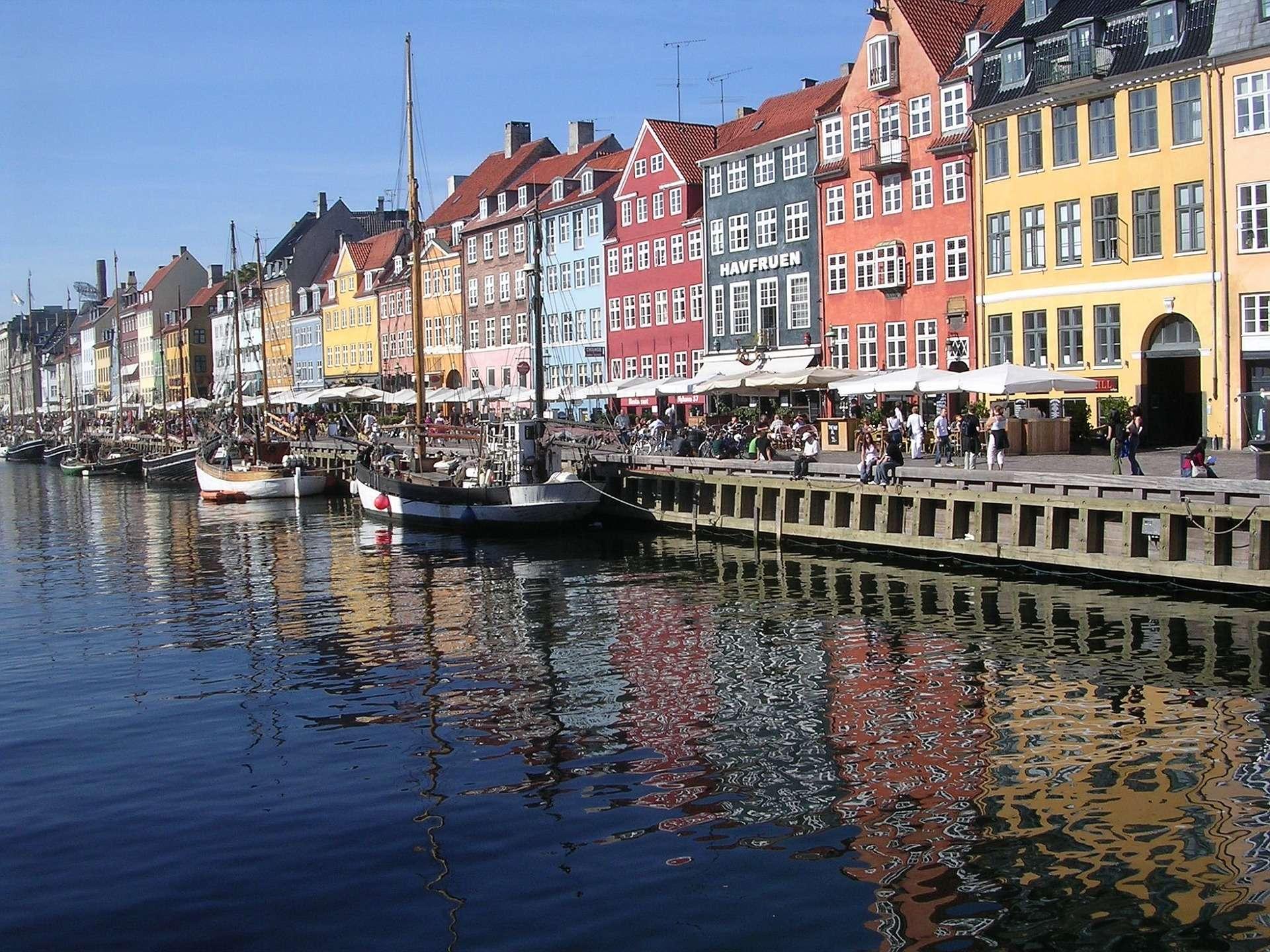 14 lugares para visitar en Copenhague, Dinamarca.
