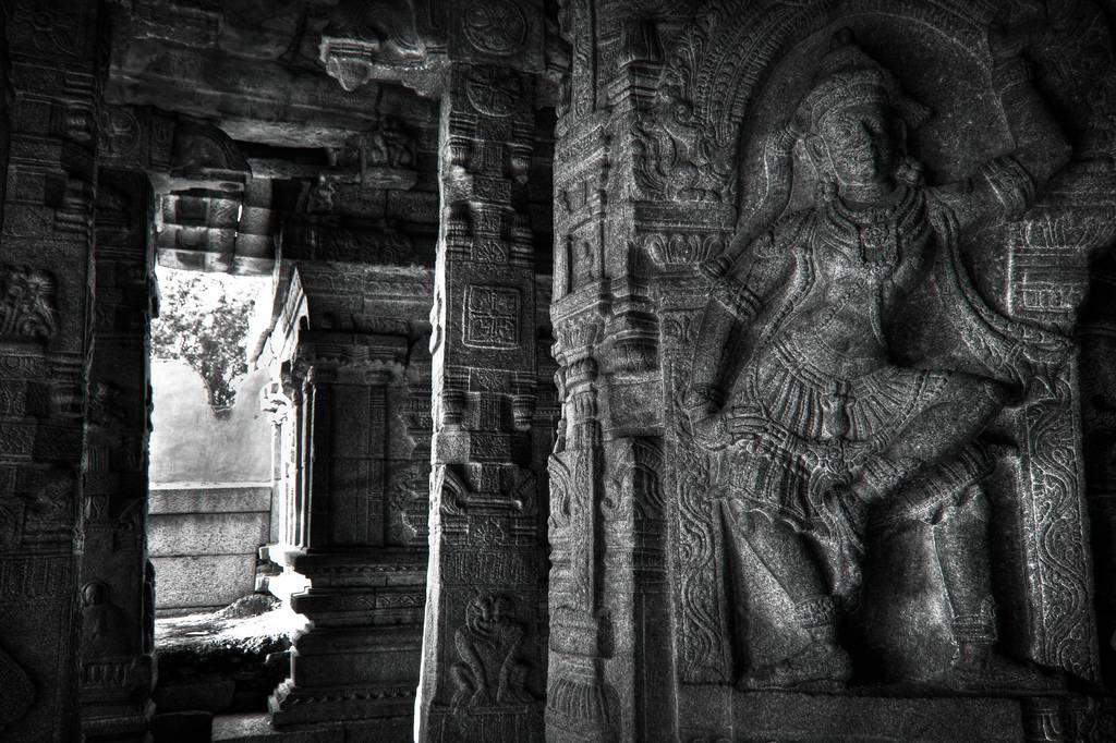 Bhringi, Three-legged, Dance master of the gods