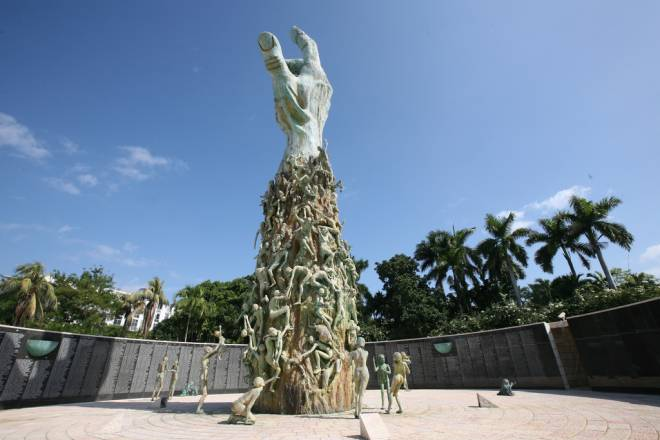 Holocaust Memorial South Beach Miami