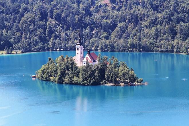 Isla Bled