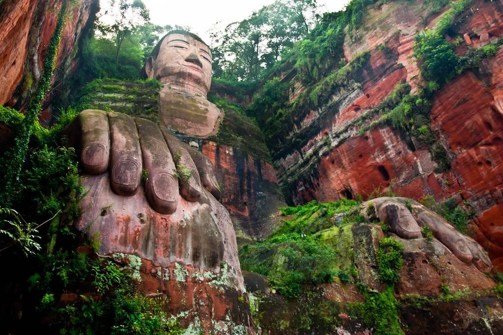 Leshan Dafo: El Gran Buda de Leshan