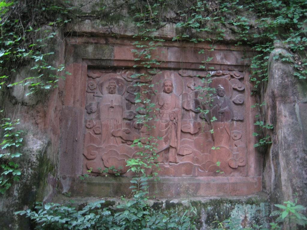 Life of the Buddha in relief