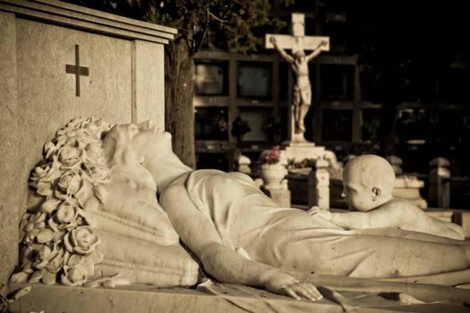 Sepultura, Cementerio de Montjuic