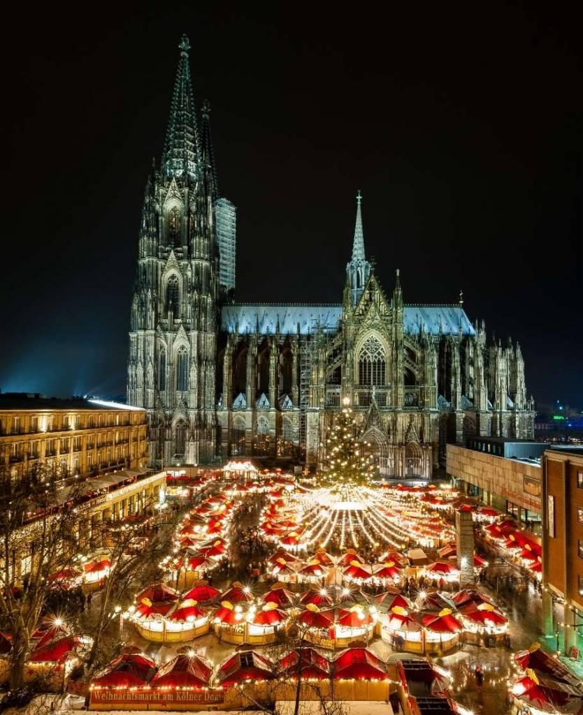Colonia - Mejores mercados navideños europeos