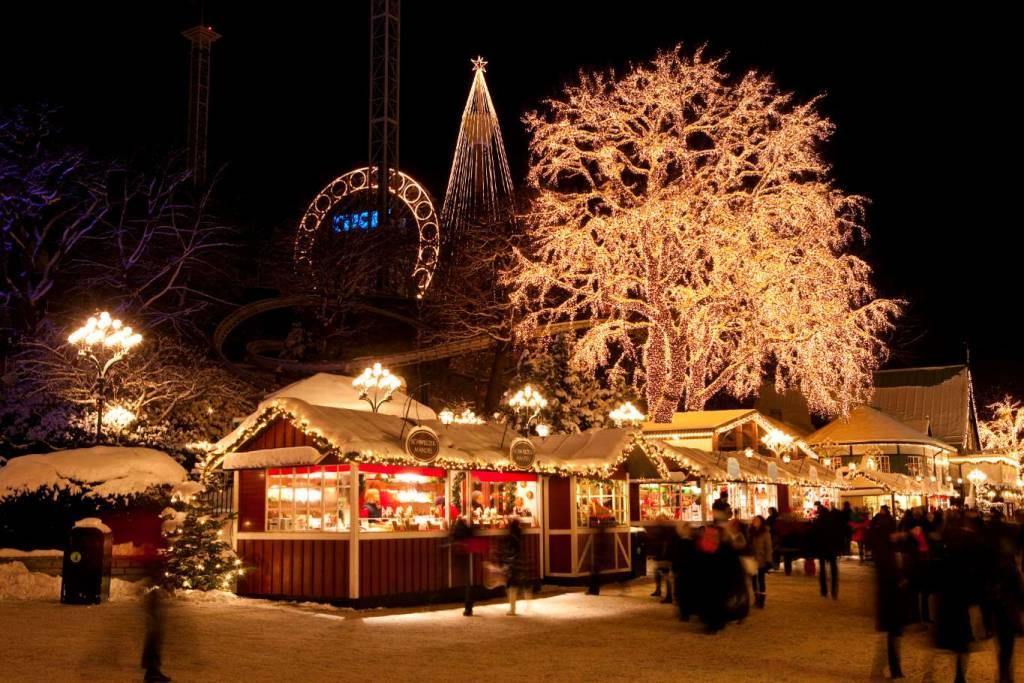 Mejores mercados navideños en europa - Gotemburgo, Suecia