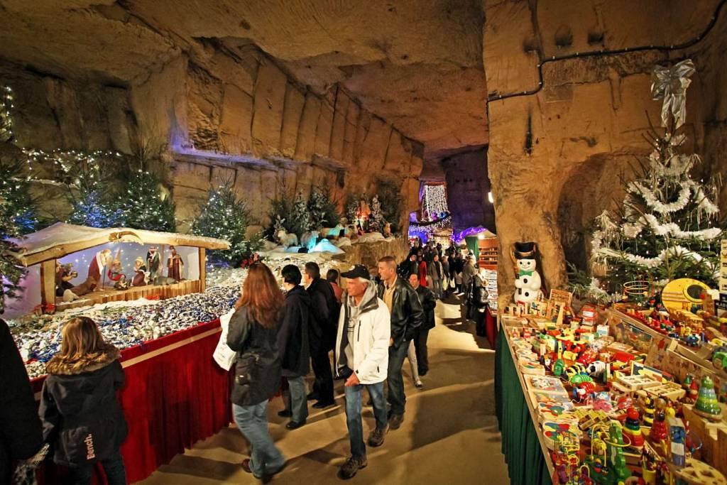 Valkenburg - Mejores mercados navideños en Europa