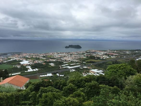 El islote de Vila Franca do Campo