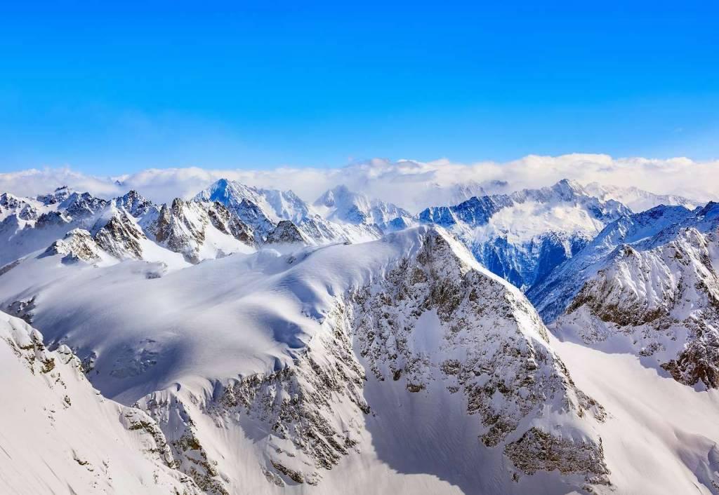 Viajar por Europa - Alpes