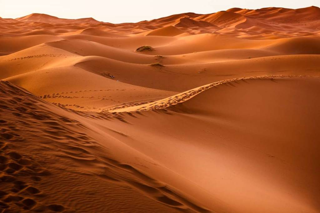 Viajar por África - Entorno