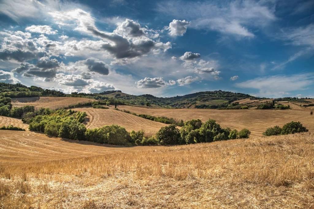 Italia paisajes interminables